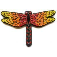 Kit - Dragonfly Red/Yellow 20cm