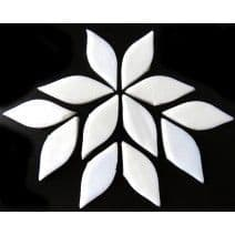 Small Petal - Pure White - 12 Pieces (25g)