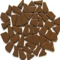Snippets Glass Shapes - Chocolate - 100g