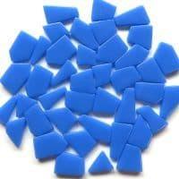 Snippets Glass Shapes - Cornflower Blue - 500g