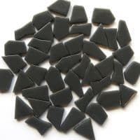 Snippets Glass Shapes - Grey - 500g