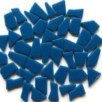 Snippets Glass Shapes - Kingfisher Blue - 500g