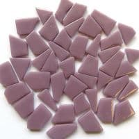 Snippets Glass Shapes - Lilac - 500g