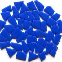 Snippets Glass Shapes - Royal Blue - 500g