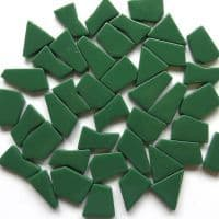 Snippets Glass Shapes - Spruce Green - 500g