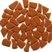 Snippets Glass Shapes - Toffee - 100g