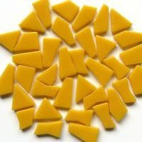 Snippets Glass Shapes - Yellow Crocus - 500g