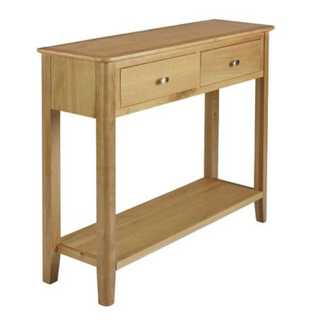 Buxton console table