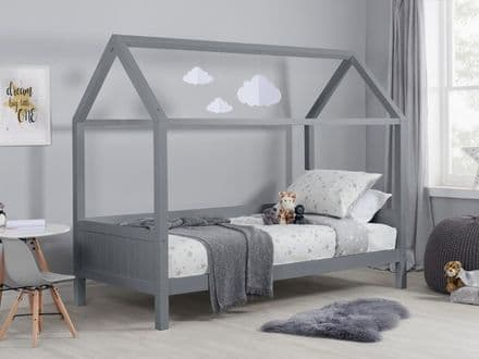 Home Bed White or Grey
