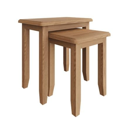 Nordic Nest of 2 Table