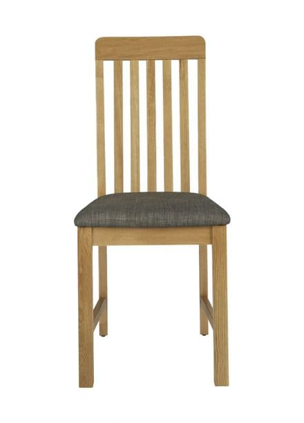 Pair of Buxton Slated Dining Chair