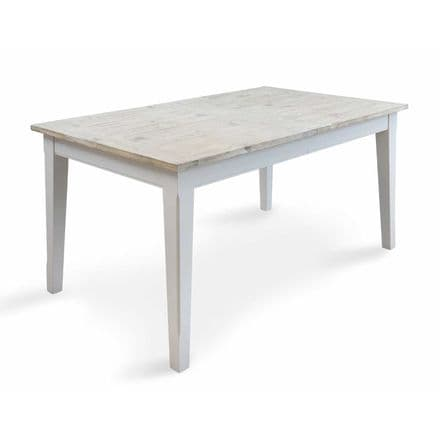 Signature Grey 1.6 Extending Dining Table
