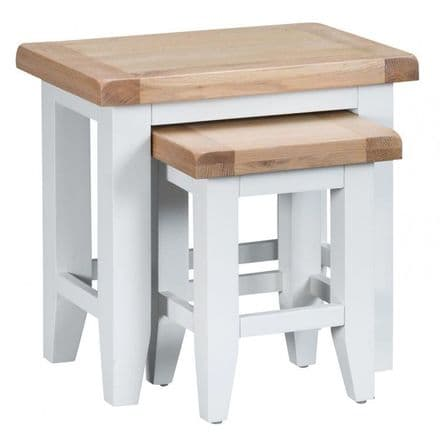 Telford nest of 2 tables