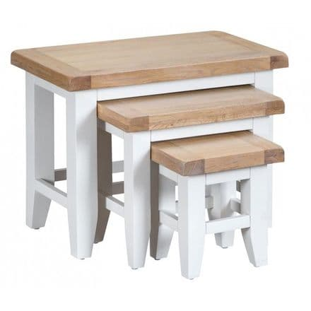 Telford nest of 3 tables
