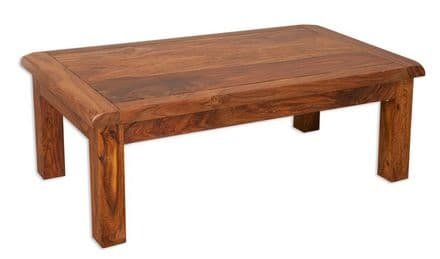 Vellar Indian Sheesham Low Coffee Table