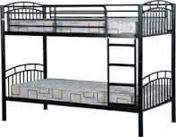 Vespa 3'0 Bunk Bed Black or Silver
