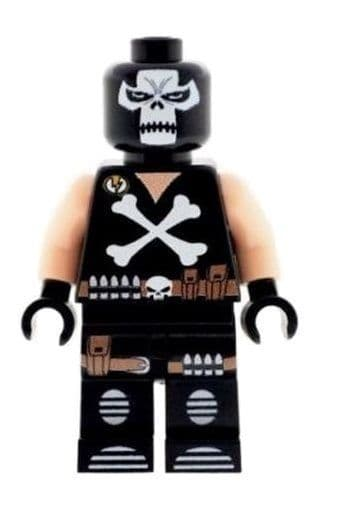 Crossbones - Custom Designed Minifigure