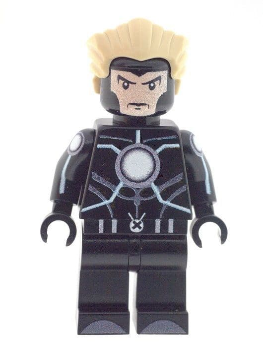 Havok - Custom Designed Minifigure.