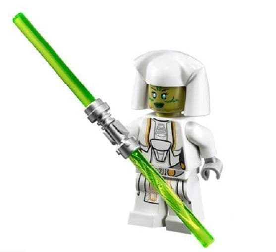 LEGO® Star Wars Jedi Consular with double Lightsaber