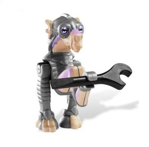 Lego Star Wars Sebulba with Movable Arms NEW