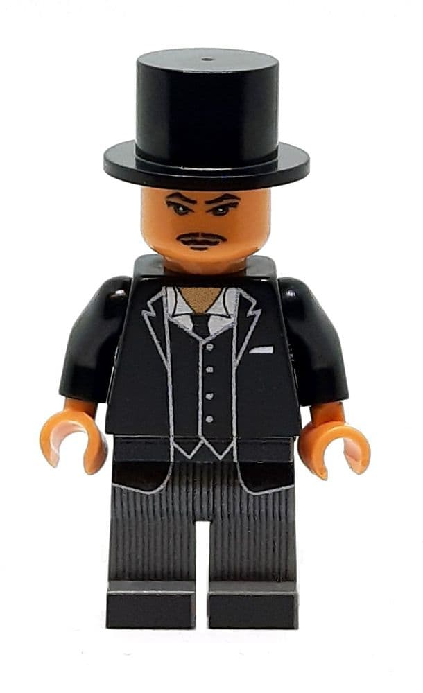 Oddjob - Custom Designed Minifigure