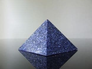 Orgone Energy Accumulator Pyramid Wilhelm Reich Inspired Earth Shchuman Resonance Frequency 3.5hz