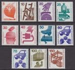 BERLIN 1971-74 Accident Prevention (11v) - UM