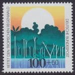 GERMANY 1992 Save the Tropical Rain Forest (1v) - UM / MNH