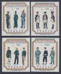 ITALY - 1974 Bicentenary of Italian Excise Guards (4v) - UM / MNH