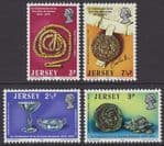 JERSEY - 1973 Centenary of La Societe Jersiaise (4v) - UM / MNH
