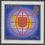 JERSEY - 1983 13th General Assembly of the AIPLF (1v) - UM / MNH