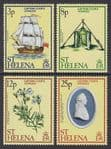 ST HELENA - 1979 Bicentenary of Captain Cook's Voyages (4v) - UM / MNH