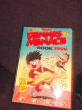 COLLECTABLE ANNUAL BEANO  DENNIS THE MENACE 1996 CLIPPED