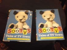 VINTAGE HB & DC SOOTY'S TALES OF TV TOWN DAILY MIRROR PURNELL HARRY H CORBETT