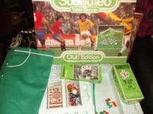VINTAGE SUBBUTEO CLUB EDITION TABLE SOCCER FOOTBALL GAME IN ORIGINAL BOX S140