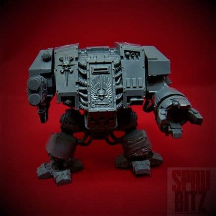 Assault on Black Reach Space Marine Dreadnought