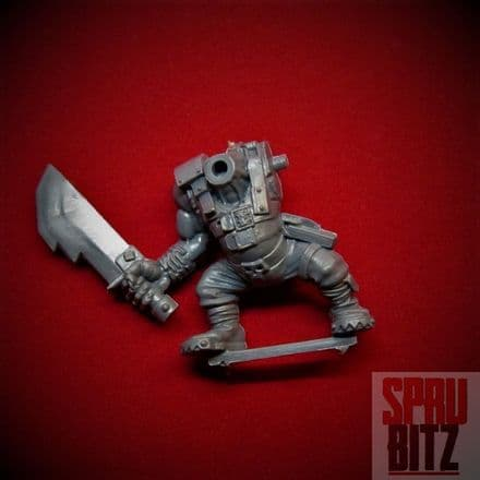 Assault on Black Reach Space Ork Boy Boyz Torso (B)