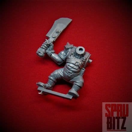 Assault on Black Reach Space Ork Boy Boyz Torso (C)