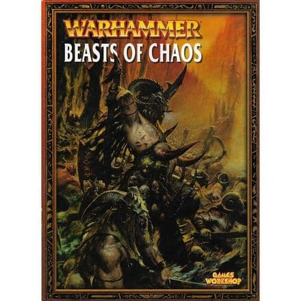Beasts of Chaos Warhammer Armies Rulebook 2003