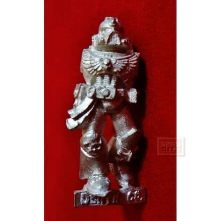 Blood Angel Death Company torso (metal) C