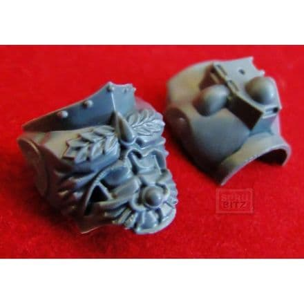 Blood Angel Sanguinary Guard Torso Body front & back (wreath)