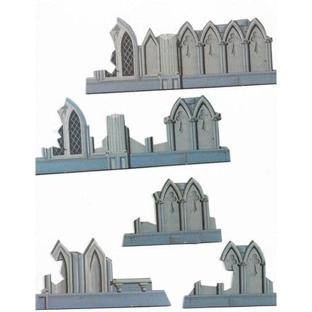 Building Scenery (C) from Warhammer 40,000 2nd Edition (1)