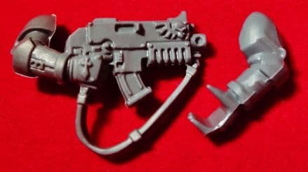 Dark Angel Veteran Boltgun Arms set (B)