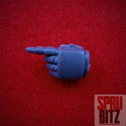 Grey Knights Strike Squad Hand Pointing Finger