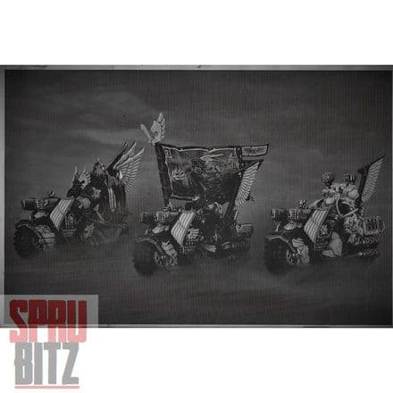 Ravenwing Black Knight Assembly booklet (2012)