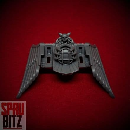 Ravenwing Command Squad Bike Motorbike Front Grille (A)