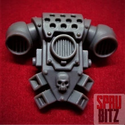 Space Marine Assault Squad Backpack
