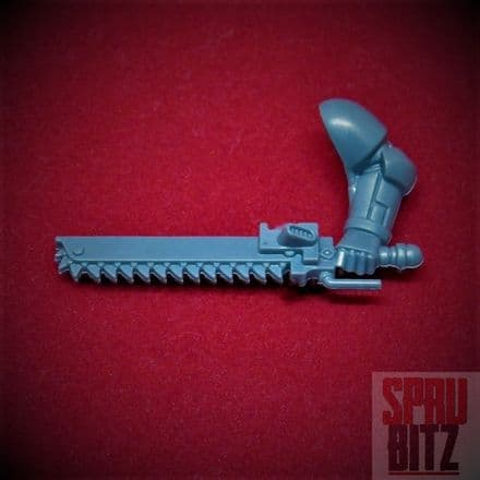 Space Marine Assault Squad Chainsword (2014)