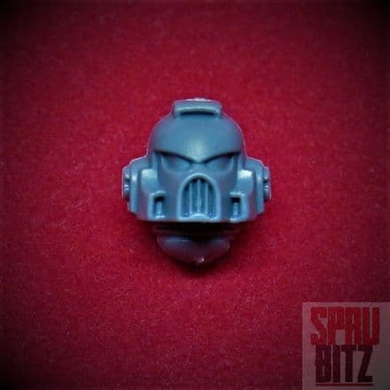 Space Marine Assault Squad Helmet Head blank (2014)