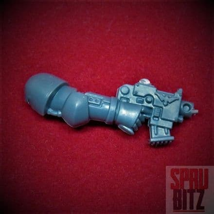 Space Marine Assault Squad right arm Bolt Pistol aquila  (2014)